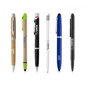 Goedkoop pennen bedrukken
