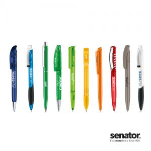 Senator pennen bedrukken
