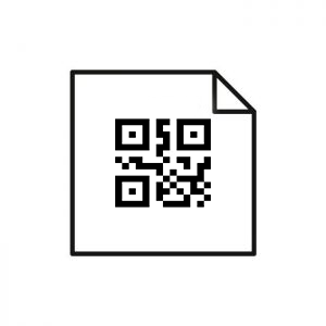 qr code stickers dhn