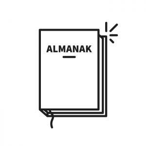 Almanak drukken