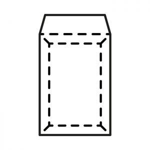 Luchtkussen-envelop