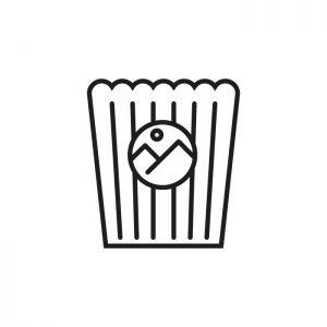 Popcornbakjes