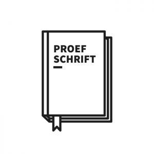 Proefschrift drukken