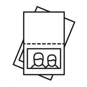 Stickerframes