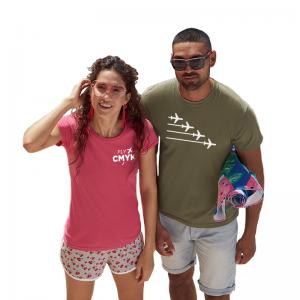 T-shirts laten bedrukken