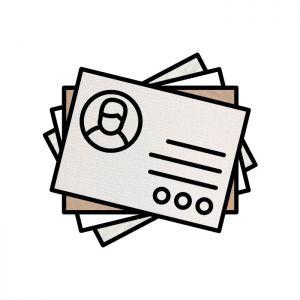 Visitekaartjes_Papiersoorten