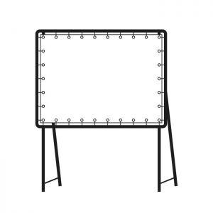 Vrijstaand-frame